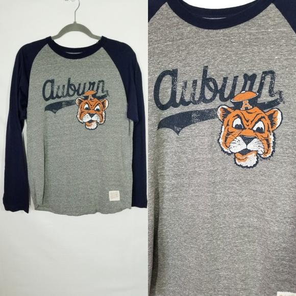 458f48c6 Original Retro Brand Tops | The Auburn Jersey Shirt | Poshmark